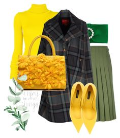 """""""#8"""" by lucycons on Polyvore featuring Alessandra Rich, Le Kilt, Jacquemus, Vivienne Westwood Red Label, Dolce&Gabbana and vintage"""