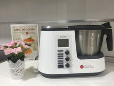 Crema de calabacín y puerros - Monsieur Cuisine Plus - La doctora cocina - YouTube