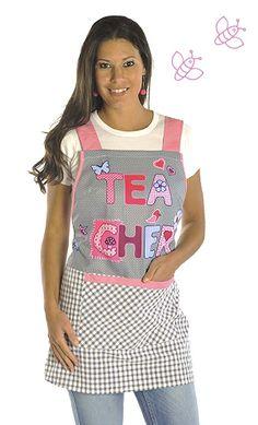 Estola Teacher Gris Teacher Outfits, Teacher Gifts, Blouse Ecole, Cute Aprons, Sewing Aprons, Boys Wear, Infant Activities, Girl Fashion, Dressing