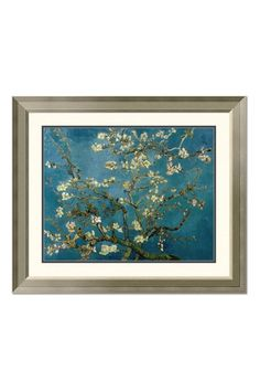 Vincent van Gogh  Blossoming Almond Tree.  I may need a separate tree board...seeing a theme