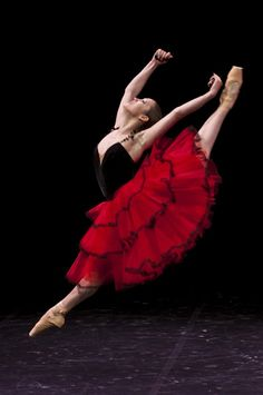 Nancy Osbaldeston, English National Ballet...