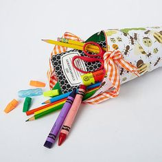 Back-to-School Supplies for Pre-K, Kindergarten, and First Grade