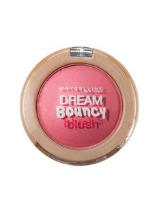 Maybelline New York Dream Bouncy Blush (shown here in Fresh Pink) is our pick for best cream blush.