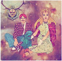 She-Ra! Hipster He-Man and Other High-Fashion Cartoon Heroes