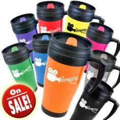Our Polo Plus Travel Mugs are on sale from £1.88 until the 31/12/2013. Hurry while stocks last!!!