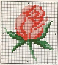 #RoseBud #CrossStitch || #Embroidery || Paylaşacaklarım var...: Çarpı işi modelleri - örnekleri
