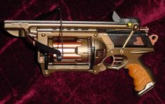 Nerf Mods and Reviews: Nerf and Steampunk, crossbow