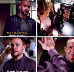 Marvel's Agents of S.H.I.E.L.D. Season 4, episode 1: The Ghost High fives and hugs go round when 6 weeks go by
