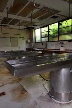 Abandoned Buildings - Morgue