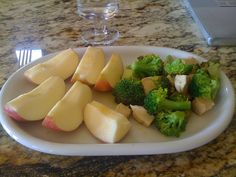 Orange Chicken w/Broccoli