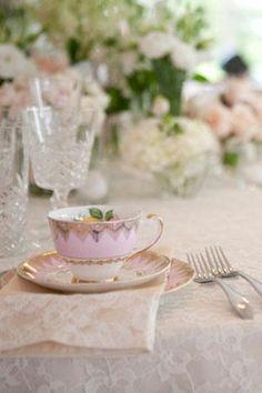 love teacups!