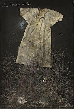 nearlya:Anselm Kiefer. Die Argonauten,2008 Oil, emulsion, acrylic, shellac, branches