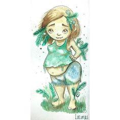 Que tengan un hermoso sábado todos!!🙆 #arte #art #artistontumblr #artistoninstagram #artist #ilustración #illustration #illustrator #drawer #drawing #draw #watercolor #acuarela #paint #painter #painting #fantasy #fantasyart #girl #girls #nice #cute #beautiful #natural #nature