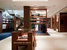 Proyecto Tienda Hannover, decoracion de interiores de la mano de Carlos Serra