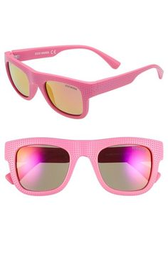 Steve Madden Stippled Frame Sunglasses #Nordstrom