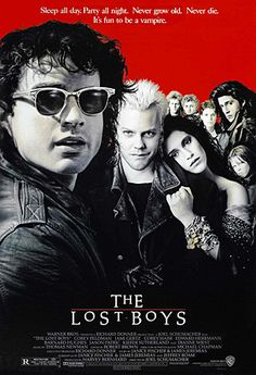 The Lost Boys :: dir. Joel Schumacher :: 1987 :: Movie :: Unknown