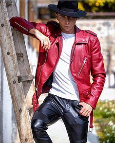 #leatheroutfit #sexyguy #hotboy #leatherjacket #boy #leatherboy #styleoftheday #streetstyle #sexy #leatherstylish #stylish #bikerleatherjacket #leatherbikerjacket #leatherfashion #leathertrend #leather #stylish #model #bikerjacket #instaboy #boy #picoftheday #insta #instaboy #instamen #young #fresh #beautiful #follow #blackleather #bikerjacket #leatherjeans #model #zara #zaramen