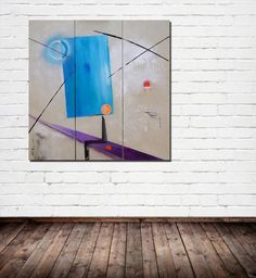 Abstract art, Acrylic paintings, large art painting, wall art canvas, large original painting