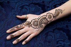 Latest Bridal Mehndi Designs 2013-