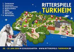 #Ritterspiele #Türkheim Juni, Knight Games, Renaissance Fair, Making Bows, Concerts, Camel, Equestrian, Kids