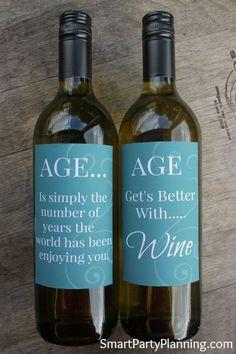 Wine Tags, Wine Bottle Labels, Wine Bottle Crafts, Wine Bottles, Wine Gift Baskets, Basket Gift, Custom Wine Labels, Wine Label Design, Printable Labels