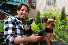 Jonathan, Gracie, & Stewie