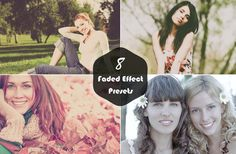 8 Free Fade Effect Presets -