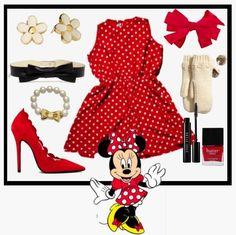 Minnie Mouse | Community Post: 8 DIY Disney Costumes