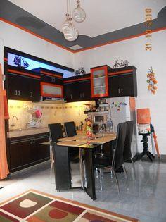 interior ruang makan dan dapur jadi satu terbuka minimalis 010
