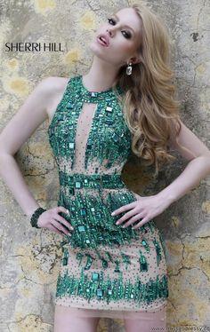 Sherri Hill 9703 Dress - MissesDressy.com