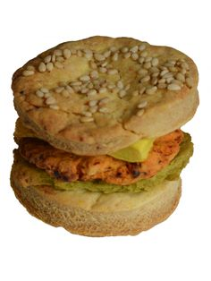 Novelty Bow-ger Dog Hamburger - healthy fast food for dogs :)  All Natural, NO artificial preservatives, NO artificial colours or flavours