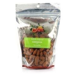 Clique para comprar Amêndoa Crua, da Agtal. Rica em gorduras boas, vitaminas e minerais, que favorecem a saúde cardiovascular e a beleza de unha, pele e cabelo.