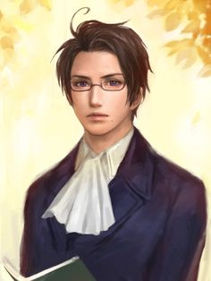 From Austria by えりこ*Lotus - Hetalia - Austria (Roderich Edelstein)