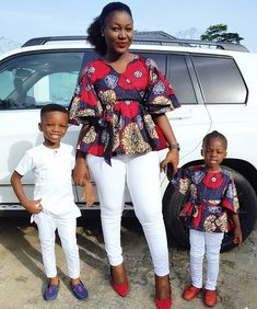 Ankara styles are trending as one of the best gorgeous dresses won in Africa. Every Fashion star in African must posses Ankara dress. The same style rule the Unique Ankara Styles, Ankara Dress Styles, Kente Styles, African Attire, African Wear, African Women, African Kids, African Fashion Ankara, African Print Fashion