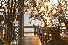 Roca Cookery, Chora, Mykonos, Greece Mykonos Greece, Athens, Proposal, Most Beautiful, Europe, Romantic, Island, Table Decorations, World