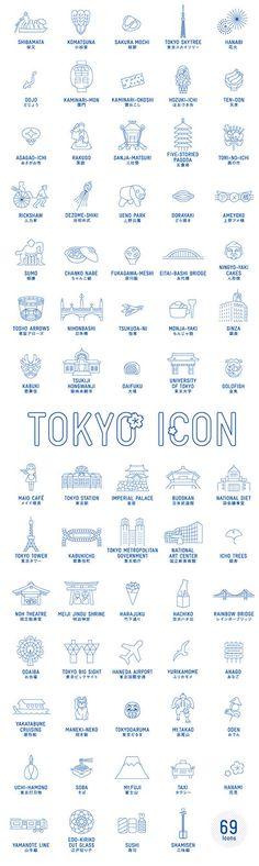 가고 싶은 장소가, 먹고 싶은 음식이, 경험하고 싶은 것들이 많고 많은 도시 도쿄. 그런 도쿄의 매력을 가득 담은 식기 도쿄 아이콘(Tokyo…