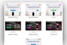 WordPress Product Landing Page Theme - Proland Wordpress Landing Page, Best Landing Pages, Web Studio, Template Site, Wordpress Template, Web Application, Premium Wordpress Themes, Digital Marketing, Graphic Design