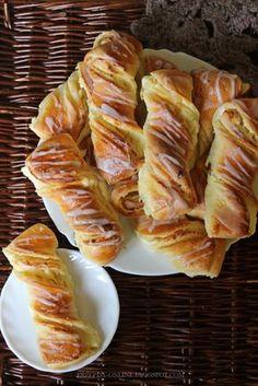 Przepisy Online: Słodkie bułki z serem