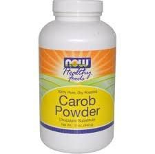 carob powder - Google Search  Dr OZ recommended for blocked arteries