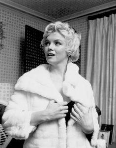 """summers-in-hollywood: """"Marilyn Monroe, 1956. """""""
