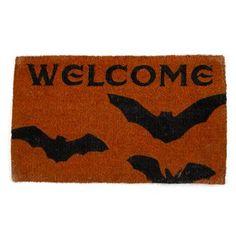 Batty Welcome Coir Doormat