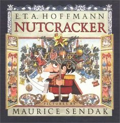 The Nutcracker with Maurice Sendak illustrations. Sendak also designed sets for the Pacific Northwest Ballet Co. production of The Nutcracker in 1982, making the show a favorite for 29 years.