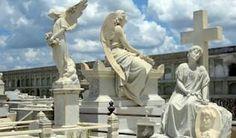 El Cementerio de Reina, descanso e historia en Cienfuegos