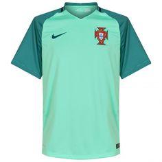 Camiseta de Portugal 2016-2017 Visitante #Eurocopa2016 #Euro2016