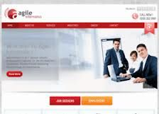 IT recruiting and staff augmentation services across many industries/verticals and IT business sectors.