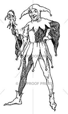 Fellowship  jester drawing - Google-søk