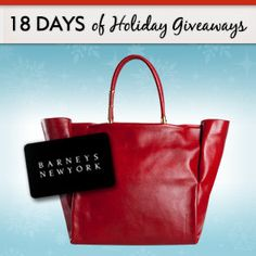 Enter Day 3 of #POPSUGAR18Days of Giveaways to win $2,500 to @BarneysNY thanks to @POPSUGAR http://www.popsugar.com/Barneys-New-York-Giveaway-26140120   Win a Barneys New York Shopping Spree!