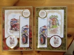 Tattered Lace 'Country Treasures'