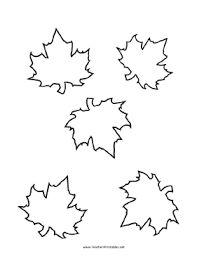 Image result for leaf template