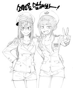 Boku no Hero Academia    Tsuyu Asui, Kyouka Jirou.